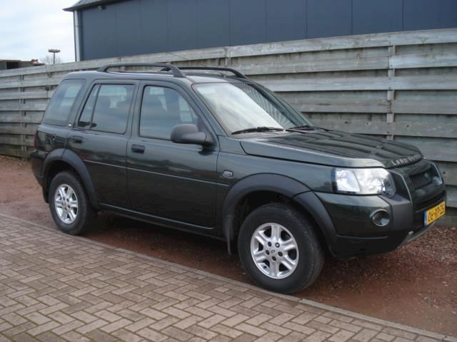 Land Rover Freelander Station Wagon 2.0 Td4 E