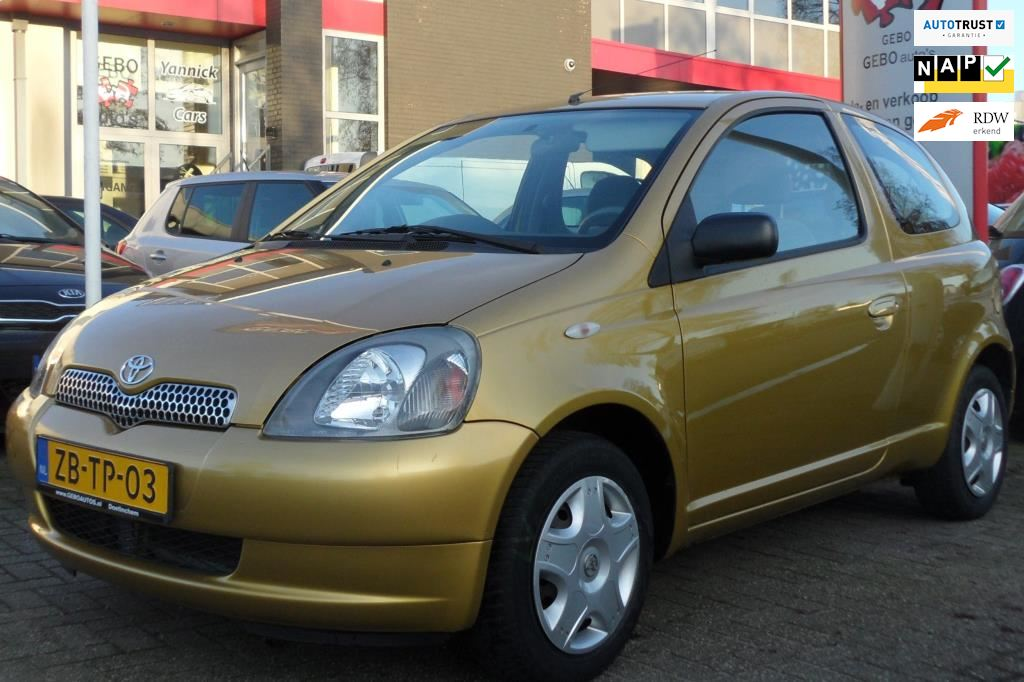 Toyota Yaris occasion - Gebo Auto's