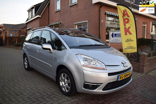 Citroen Grand C4 Picasso 2.0-16V Exclusive 7p. 7 PERSOONS/AIRCO/CRUISE/TREKKHAAK/NETTE STAAT