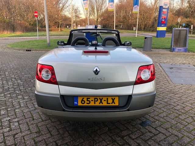 Renault Megane Coupe cabriolet 2.0-16V Privelege Luxe Navi/Parkeersensor/stoelverwarming/Climate-C/Cruise
