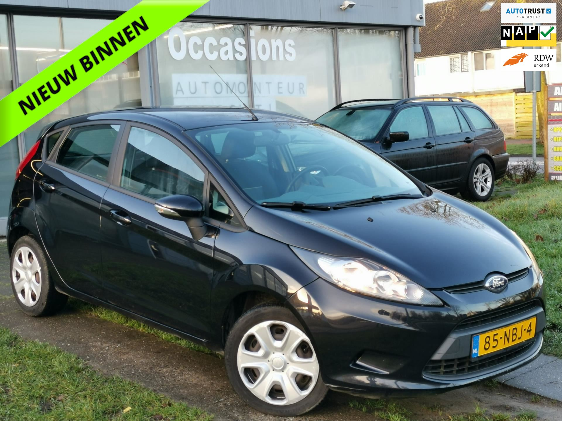 Ford Fiesta occasion - Loyaal Auto's