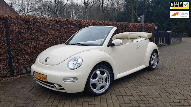 Volkswagen New Beetle Cabriolet 2.0 , Supper Nette Staat !!!
