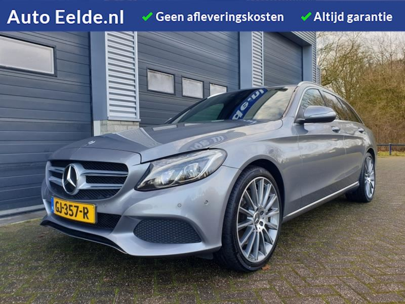 Mercedes-Benz C-klasse Estate occasion - Auto Eelde