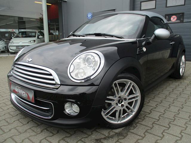 Mini Mini Coupé 1.6 Cooper Chili / Stoelverw. / Lmv / Pdc / Cruise / Clima / Chrome / Leder