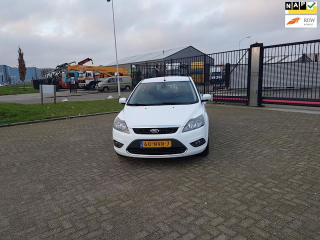 Ford Focus 1.6 TDCi Limited