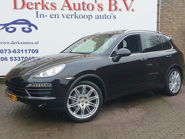 Porsche Cayenne 4.8 S Full Options