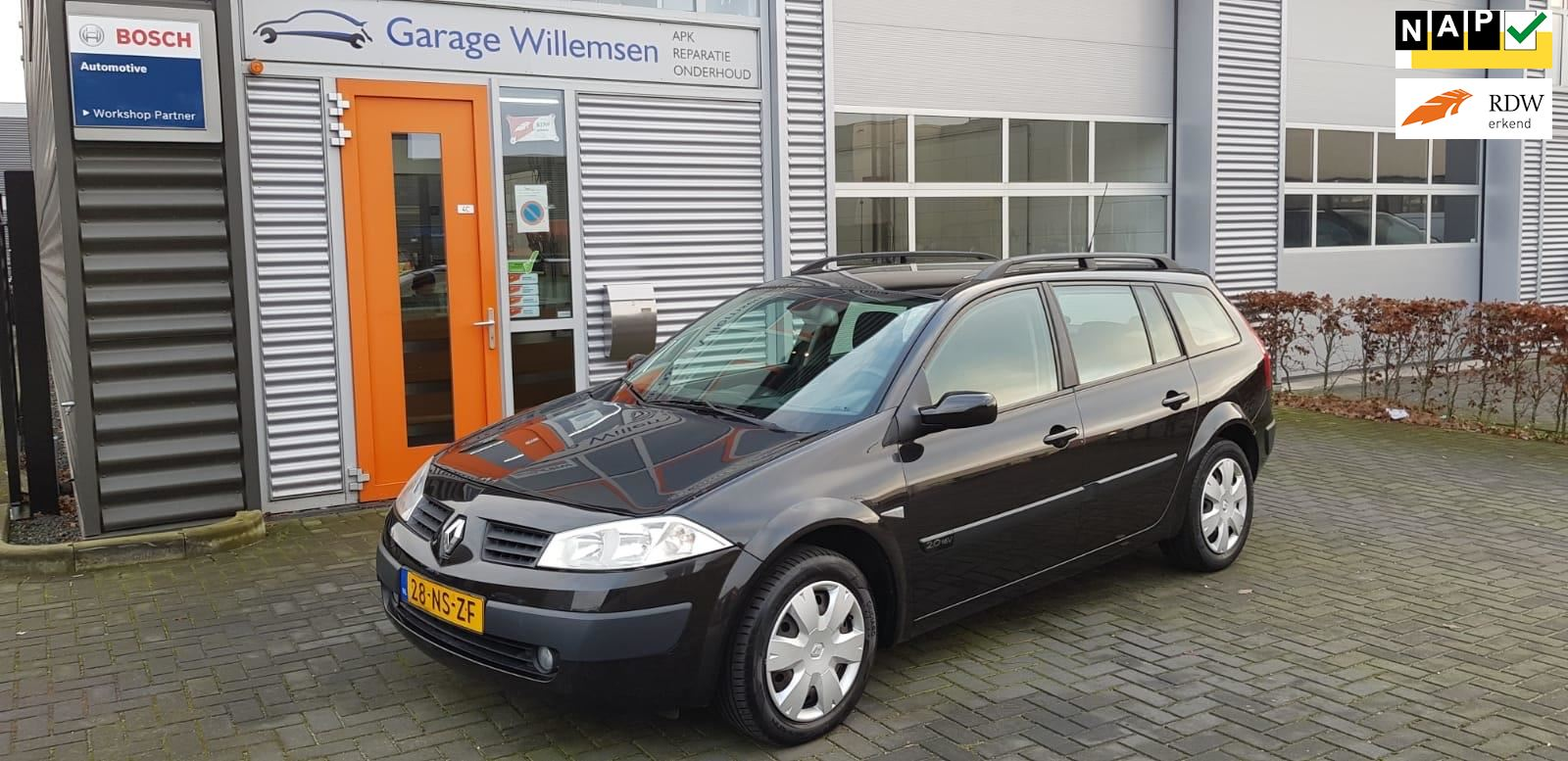 Renault Mégane Grand Tour occasion - Garage Willemsen