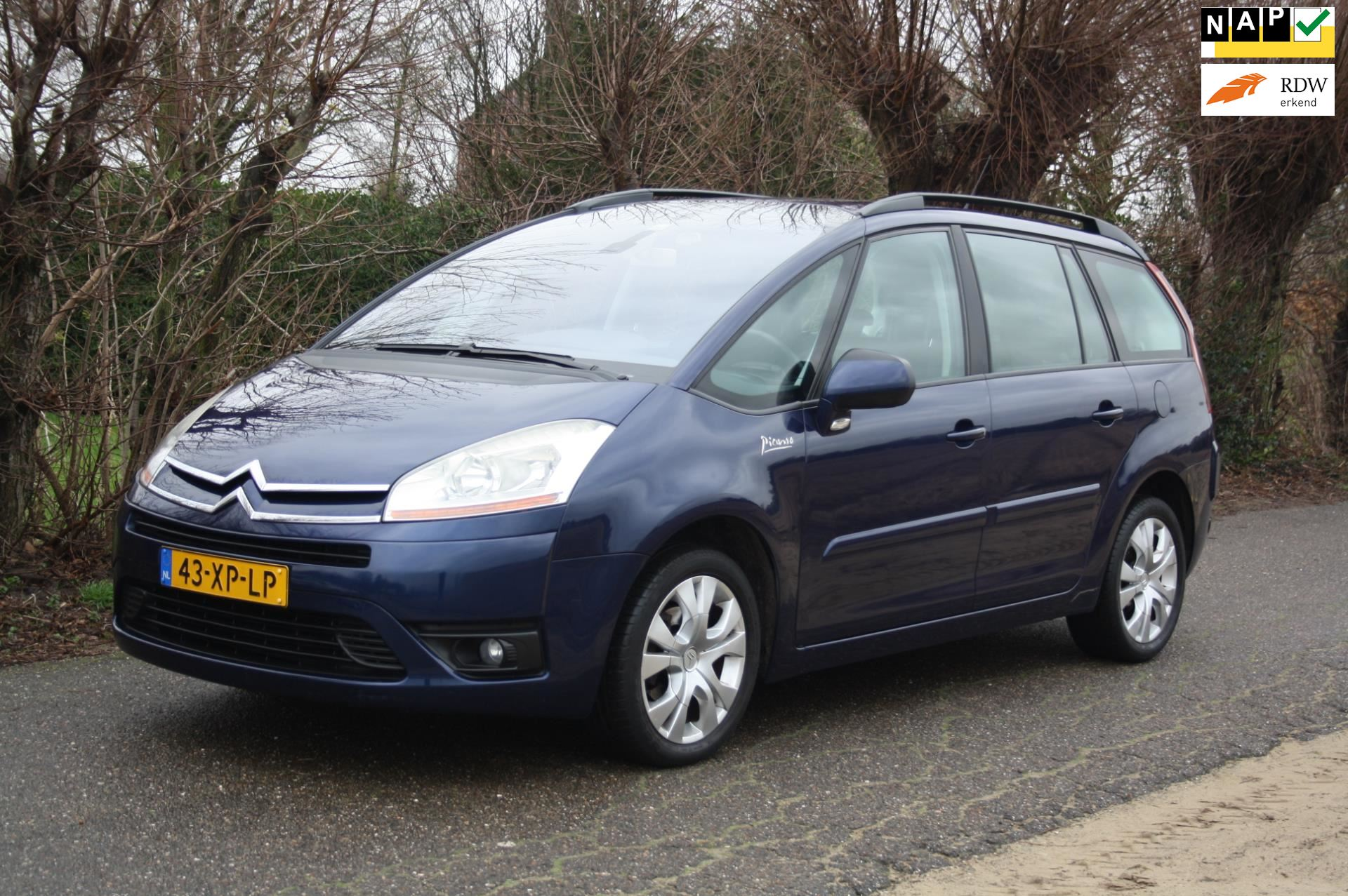 Citroen Grand C4 Picasso occasion - Favoriet Occasions