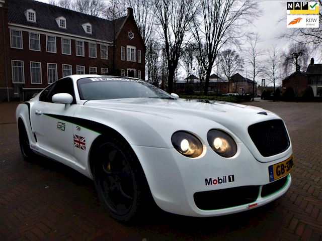 Bentley Continental GT occasion - C and D Auto's