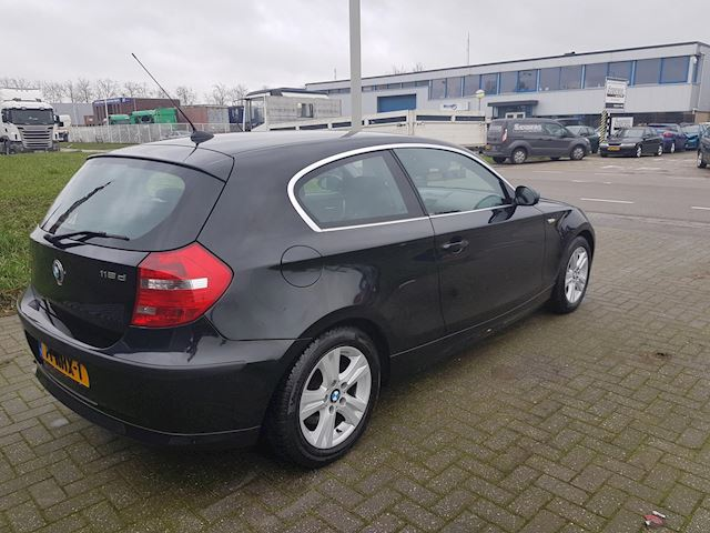 BMW 1-serie 118d Corporate Business Line