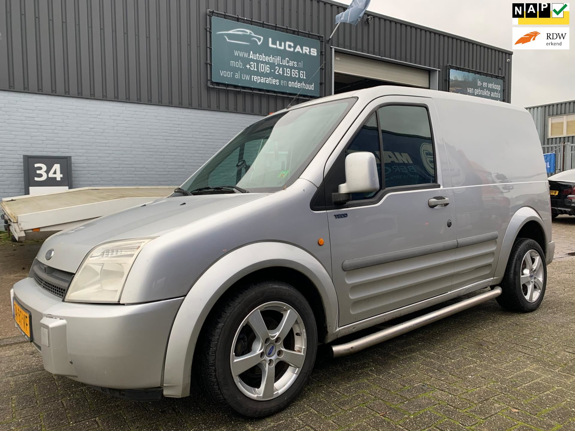 Ford Transit Connect occasion - LuCars