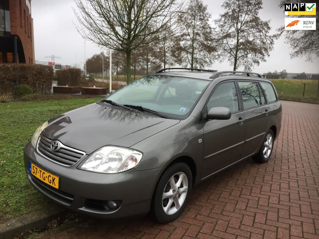 Toyota Corolla Wagon occasion - Bisschop Carservice