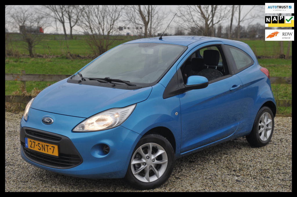 Ford Ka occasion - Pauw Auto's