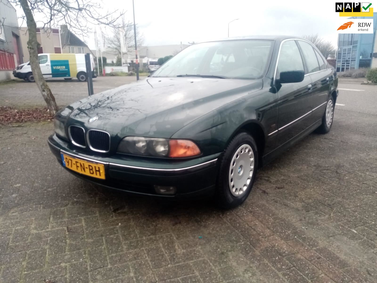 BMW 5-serie occasion - LuCars