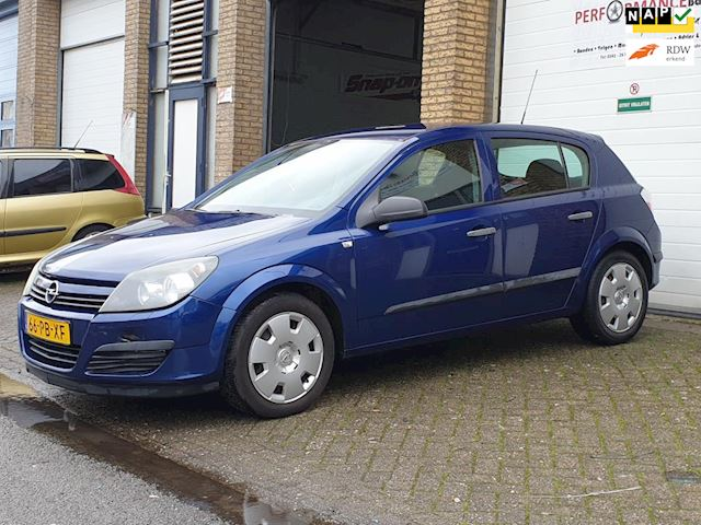Opel Astra 1.6 Essentia NAP Klopt Clima Cruise Inruilkoopje