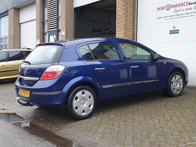 Opel Astra 1.6 Essentia NAP Klopt! Clima Cruise Inruilkoopje!!