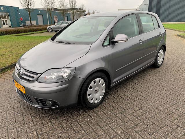 Volkswagen Golf Plus 1.9 TDI Trendline BlueMotion