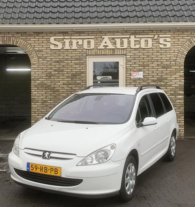 Peugeot 307 Break 1.6-16V XS Premium Bj 2005 weinig kilometers