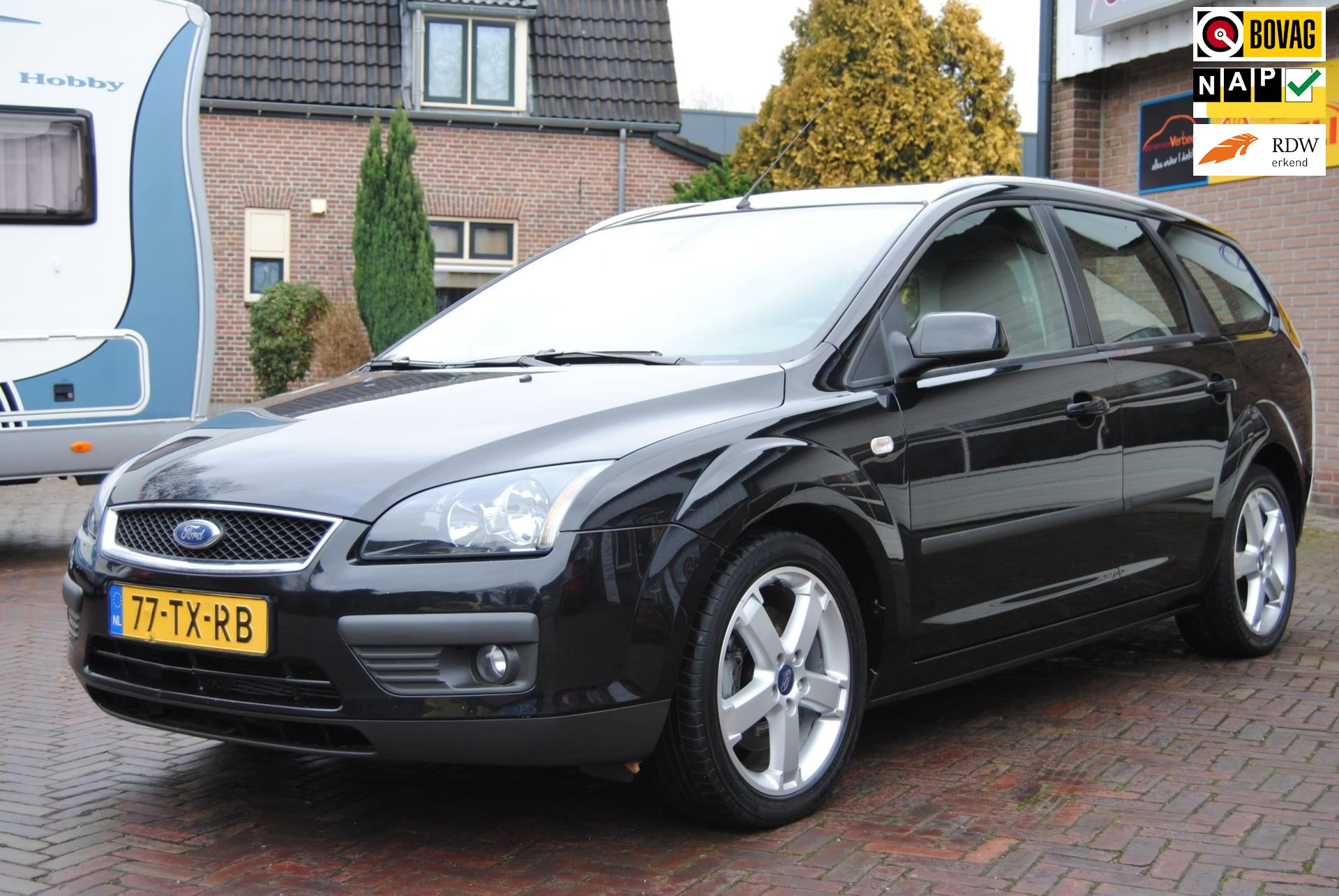 Ford Focus Wagon occasion - Carservice Verbeek