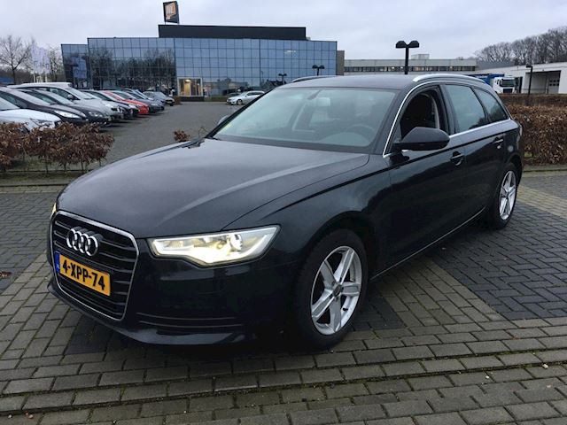 Audi A6 Avant 2.0 TDI Lease Edition Business xenon