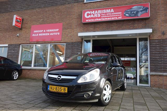 Opel Corsa 1.2-16V Edition | APK dec. 2020