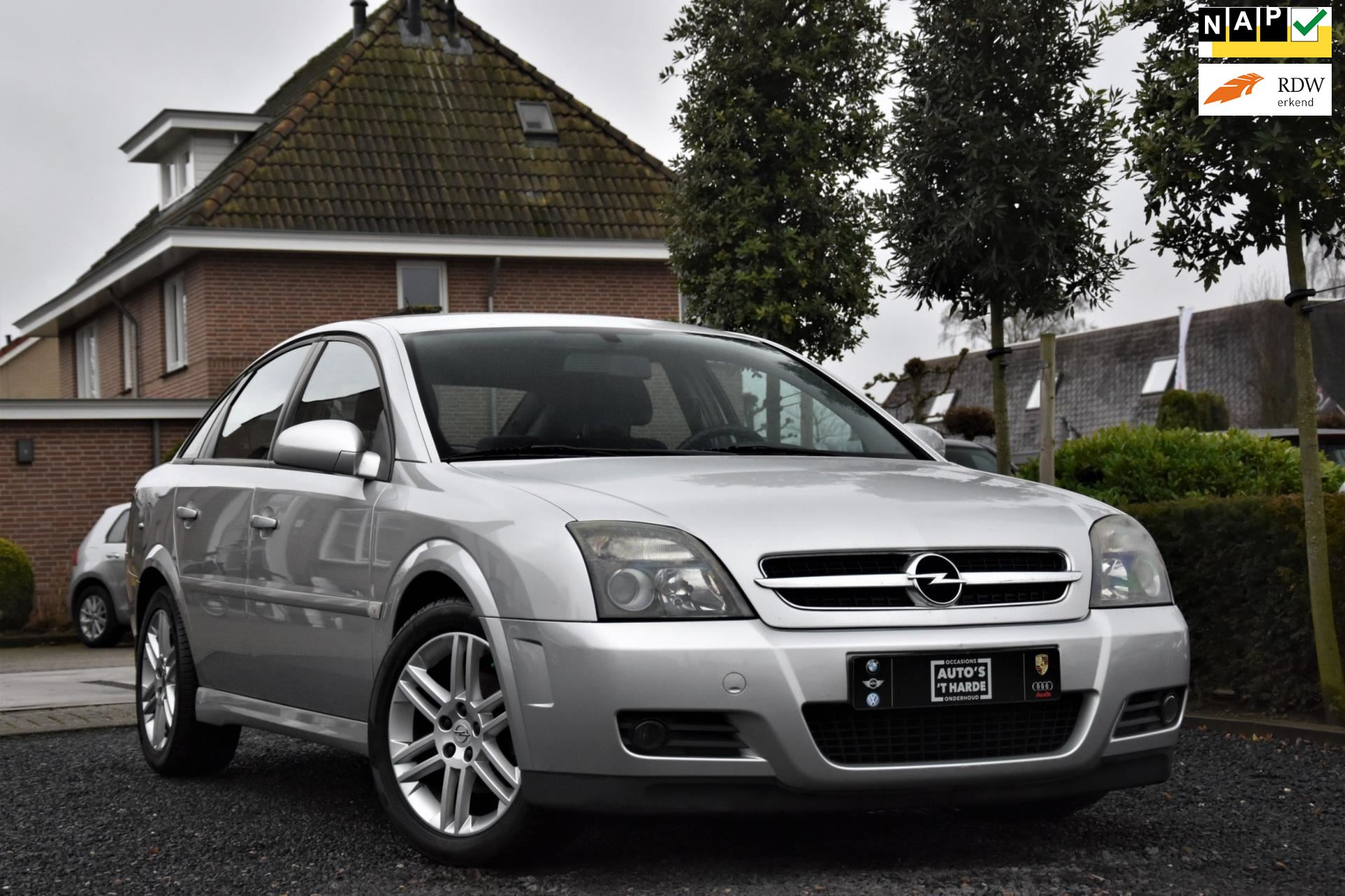 Opel Vectra GTS occasion - Auto`s `t Harde