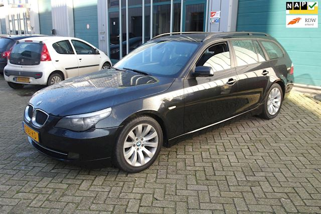 BMW 5-serie Touring occasion - Wolters Autohandel