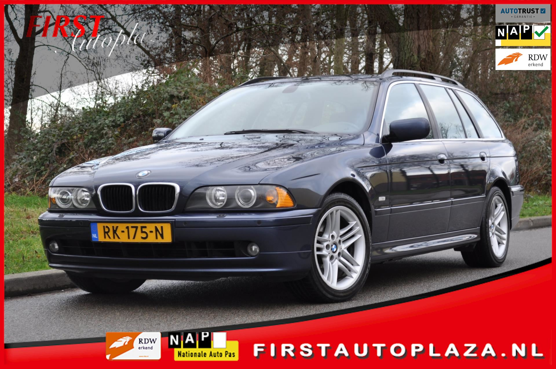 BMW 5-serie Touring occasion - FIRST Autoplaza B.V.