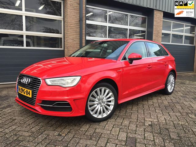 Audi A3 Sportback 1.4 e-tron PHEV Attraction Pro Line plus