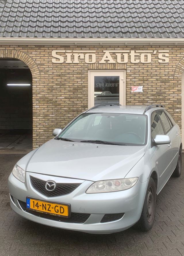 Mazda 6 Sportbreak 1.8i Exclusive Bj 2004 Koopje