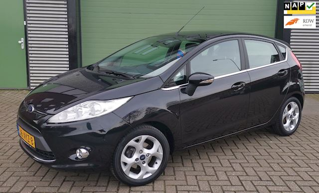 Ford Fiesta occasion - Car Trade Nass