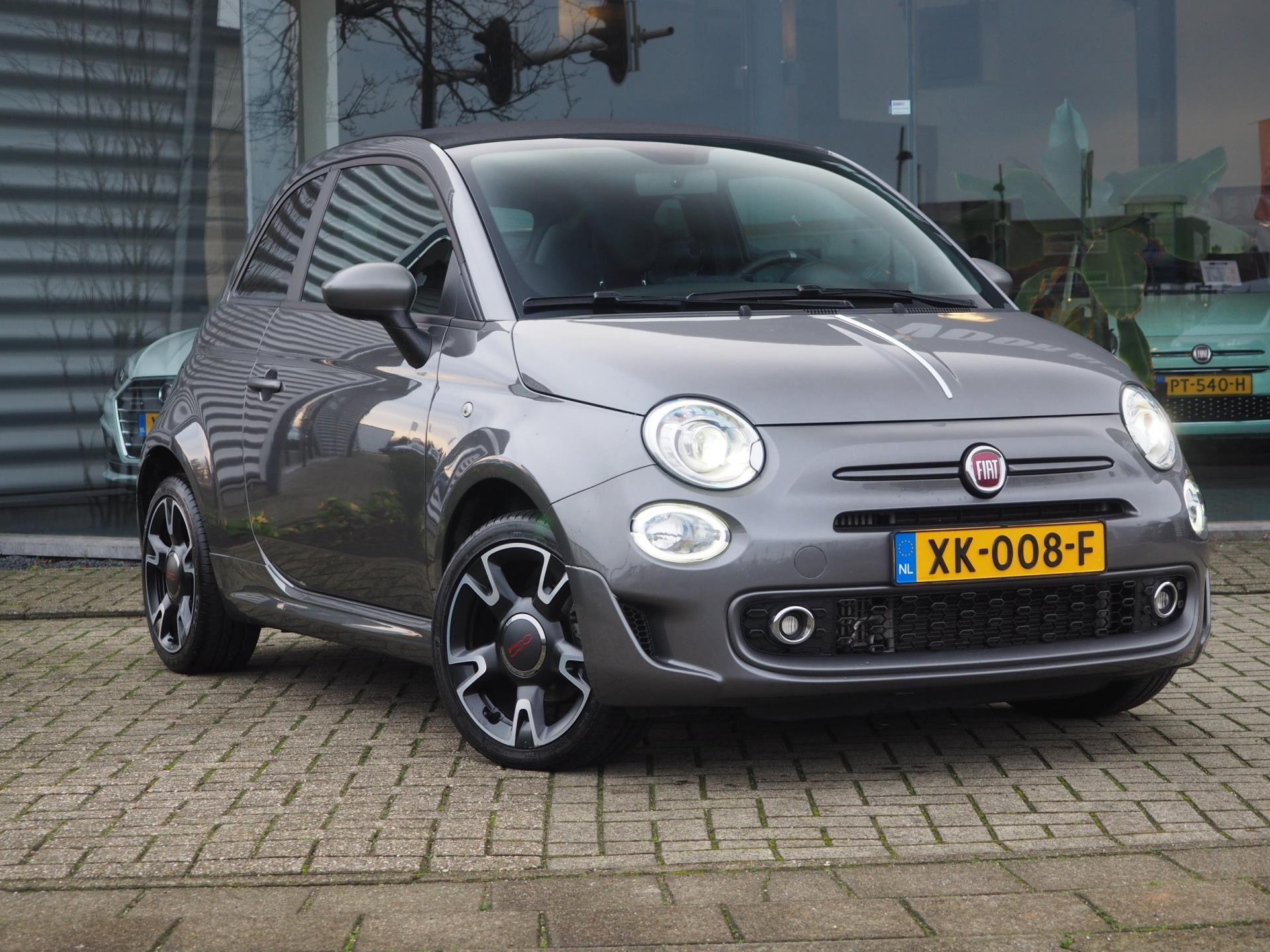 Fiat 500S occasion - Car City Geldrop
