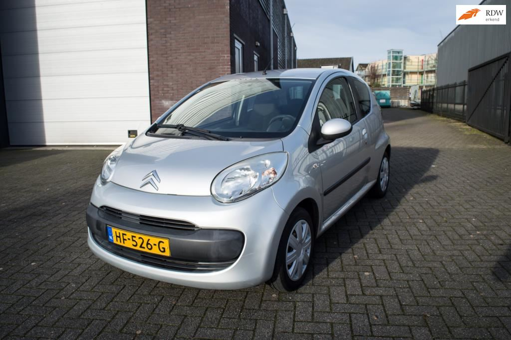 Citroen C1 occasion - Royal Rides