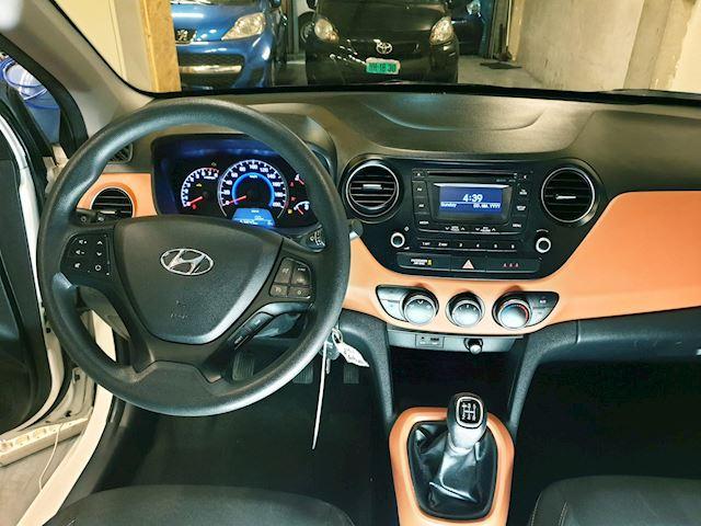 Hyundai 53.000kl 1.0i i-Motion 5drs Airco/USB/ Incl. Garantie