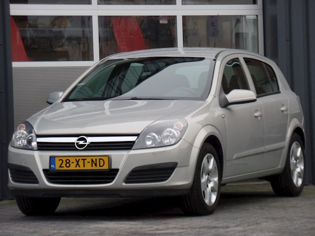 Opel Astra 1.8 Edition Airco Cruisecontrol 126.000km