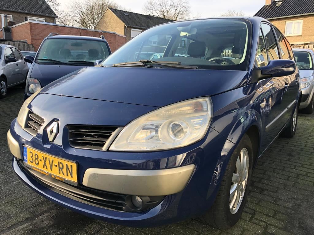 Renault Grand Scénic occasion - Autobedrijf Ricars