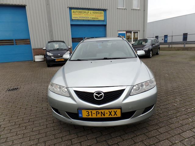 Mazda 6 Sportbreak 1.8i Exclusive mooie auto