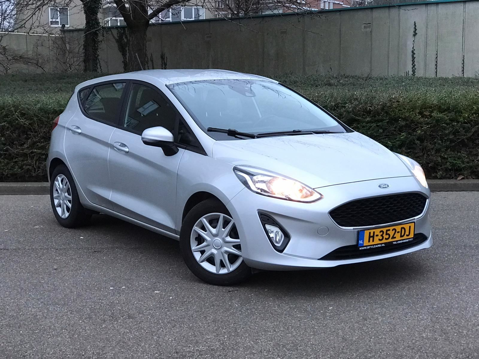 Ford Fiesta occasion - Styl Cars
