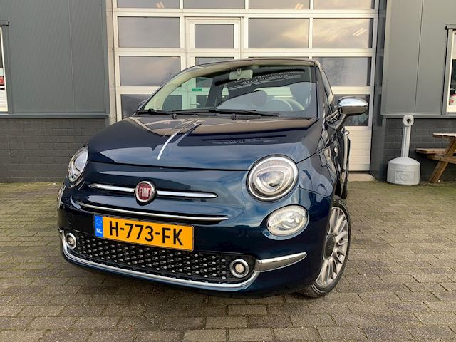 Fiat 500 1.2 |U-connect|AUT|PDC|CRUISE|LEER|UNIEK !