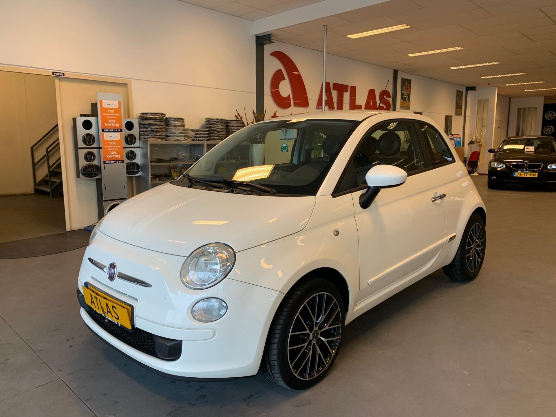 Fiat 500 occasion - Atlas Garagebedrijf