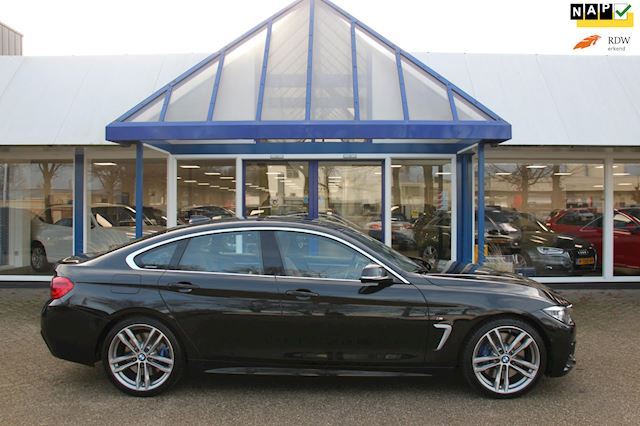 BMW 4-serie Gran Coupé 440i High Executive