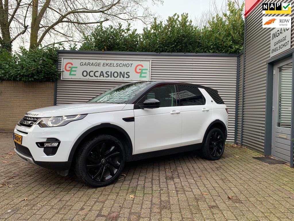 Land Rover Discovery Sport occasion - Garage Ekelschot BV