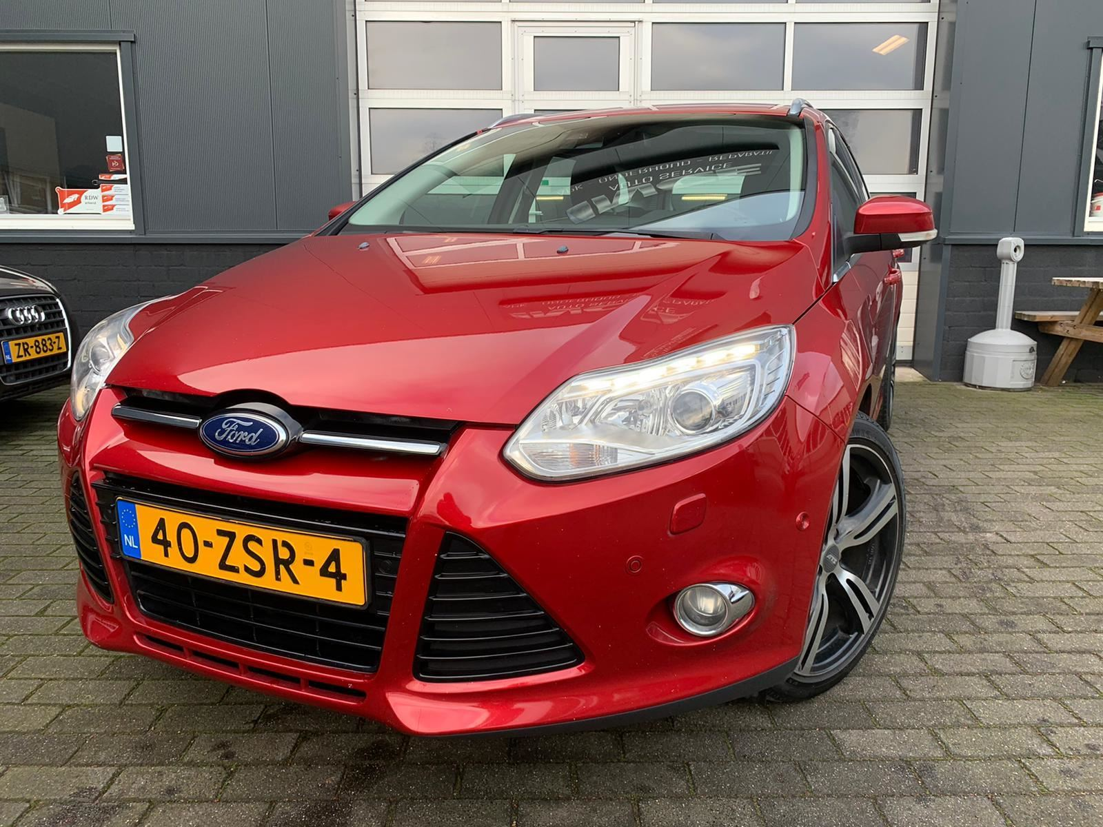 Ford Focus Wagon occasion - Ince Autoservice