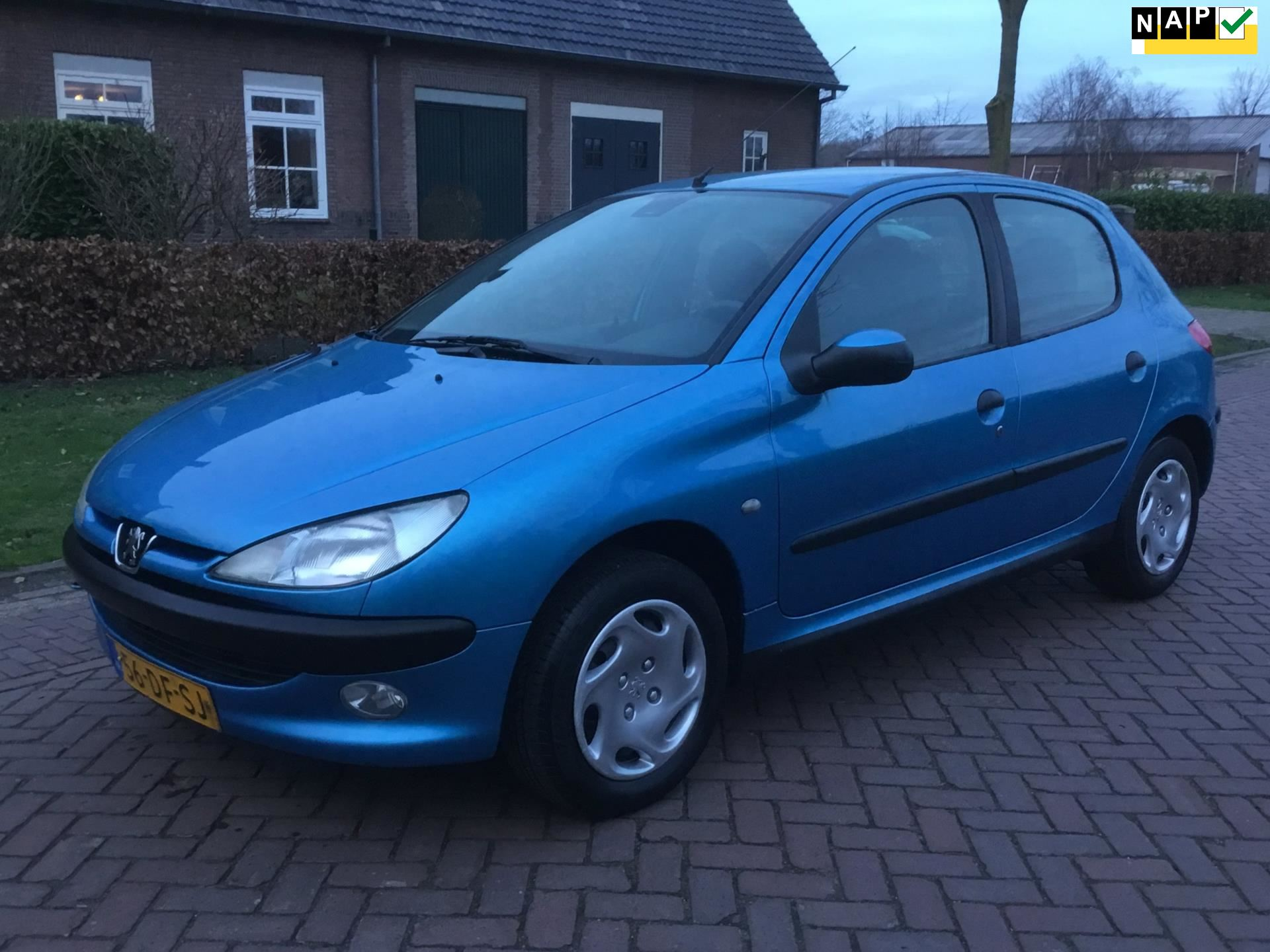 Peugeot 206 occasion - F. Klomp Auto's