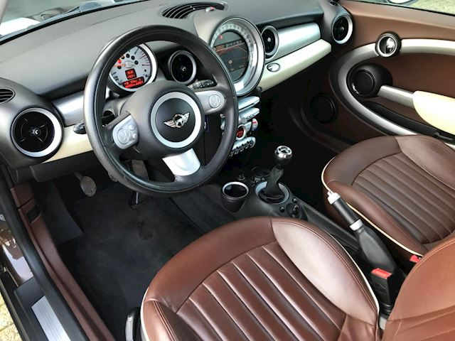 Mini Mini Clubman 1.6 Cooper Chili