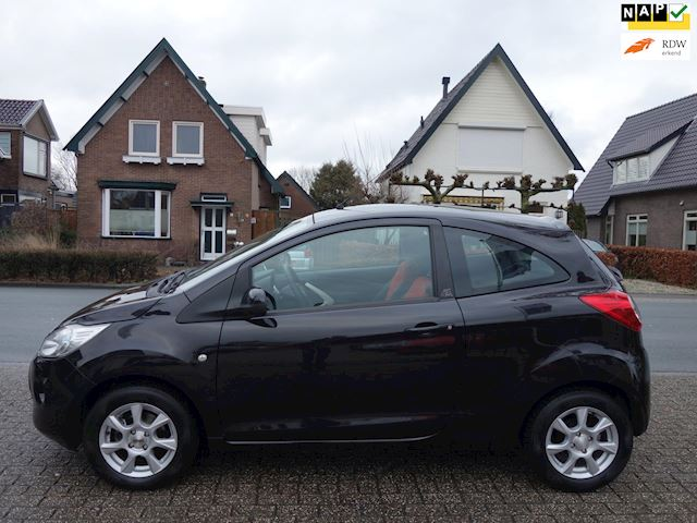 Ford Ka 1.2 Cool & Sound start/stop 115.000 km NAP
