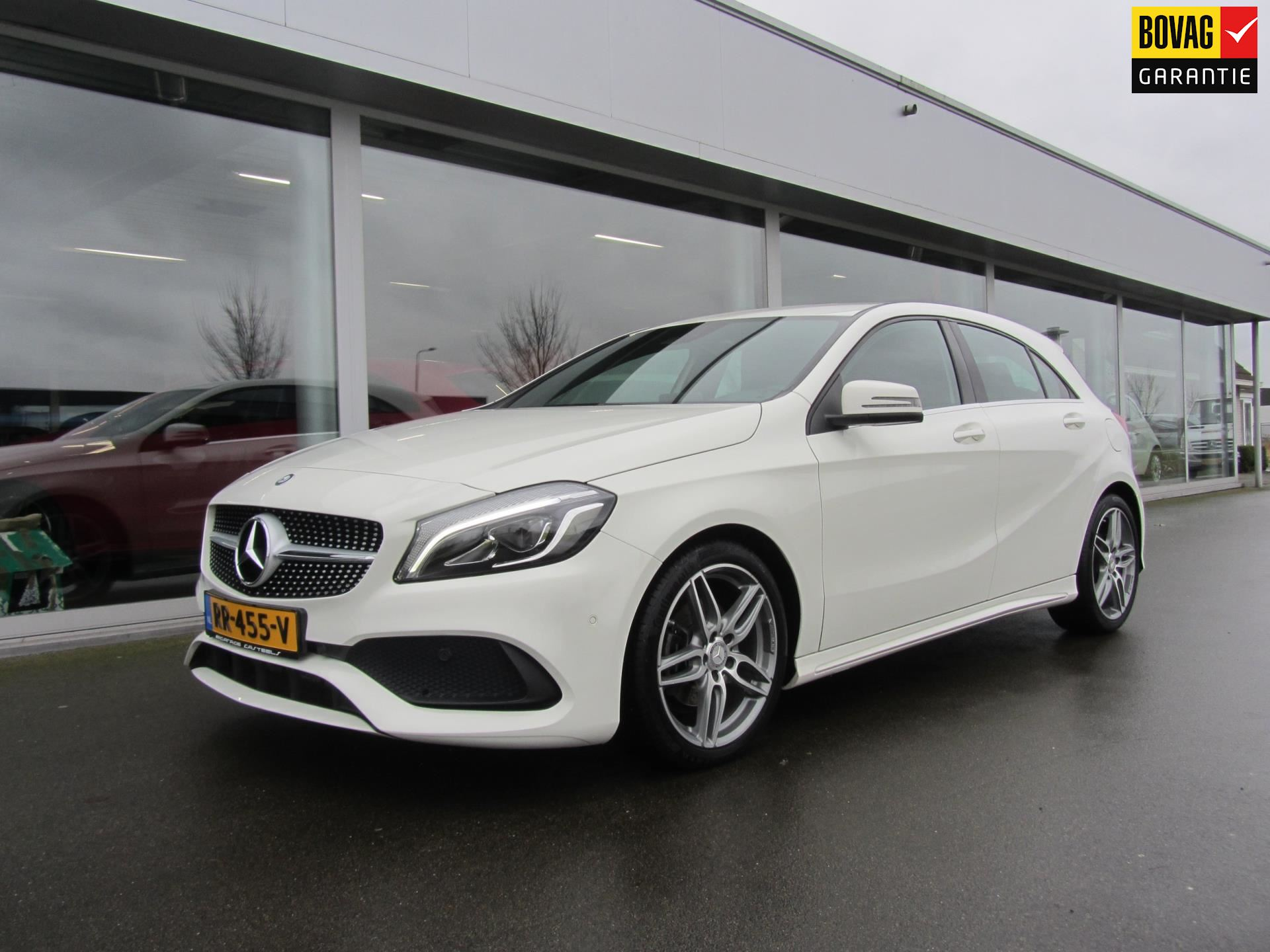 Mercedes-Benz A-klasse occasion - Garage Casteels
