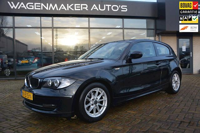 BMW 1-serie occasion - Wagenmaker Auto's