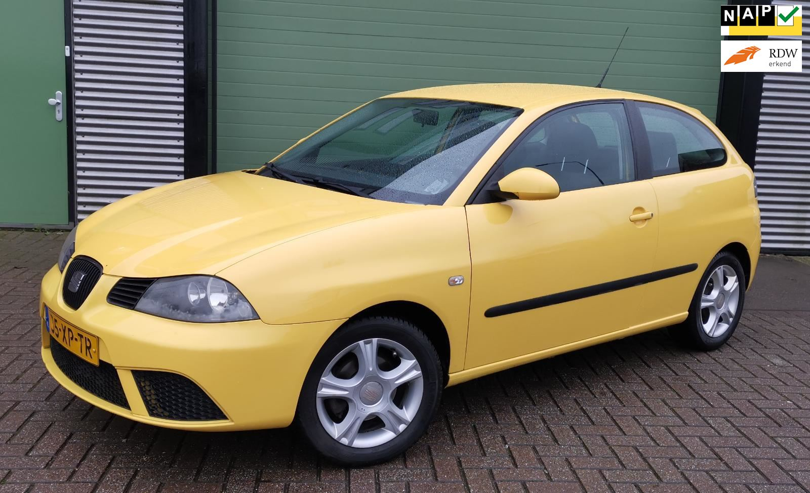Seat Ibiza occasion - Car Trade Nass