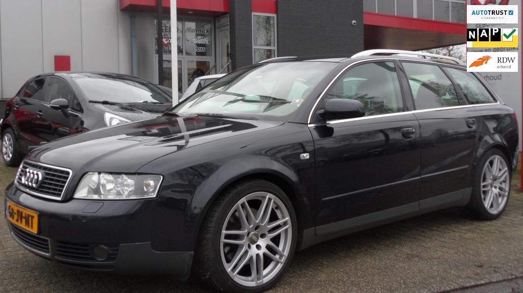 Audi A4 Avant occasion - Gebo Auto's